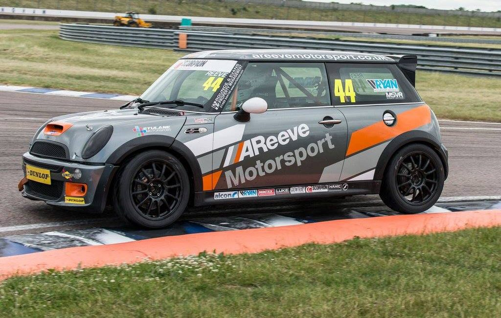 Mini challenge open class r53 for sale areeve motorsport for Mini motor cars for sale