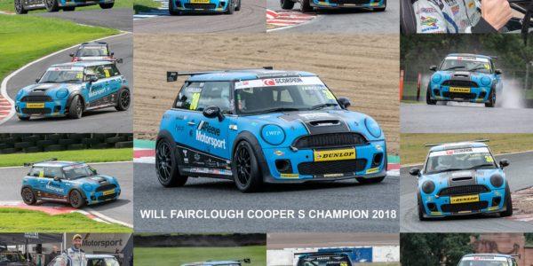 AReeve Motorsport Mini Challenge Cooper S Arrive & Drive