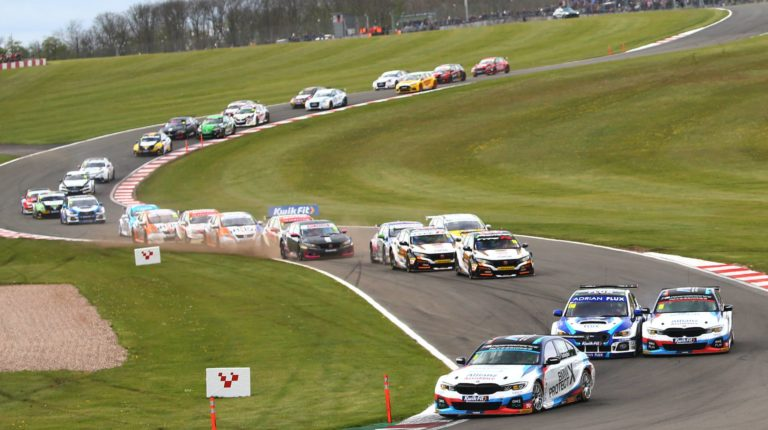 BTCC AReeve Motorsport